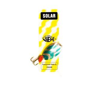 4 cm solar vihreä Puustjärven viehe Solar 4 cm