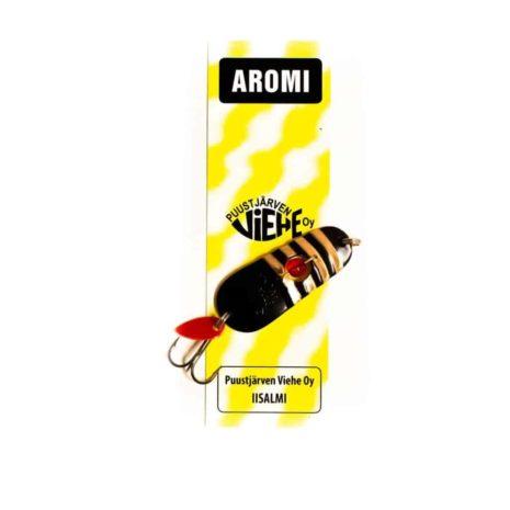 4,5 cm aromi musta