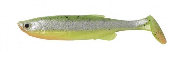 Savage gear 3D Fat T-tail Minnow 7,5 cm 5 kpl