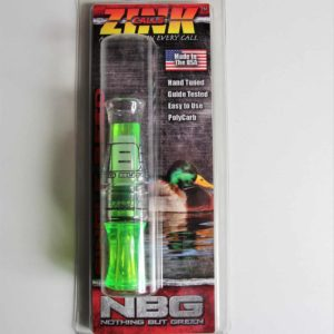 Zink NBG nothing but green scaled Zinks Nothing but green sorsapilli