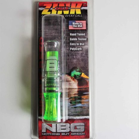 Zink NBG nothing but green
