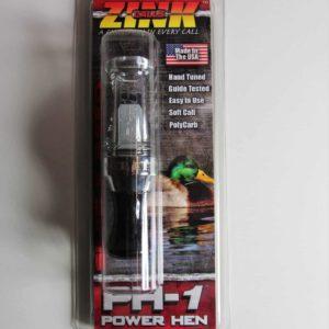 Zink PH 1 power hen scaled Zinks PH-1 sorsapilli