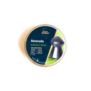 H&N Baracuda 6,35 mm 2,0 g