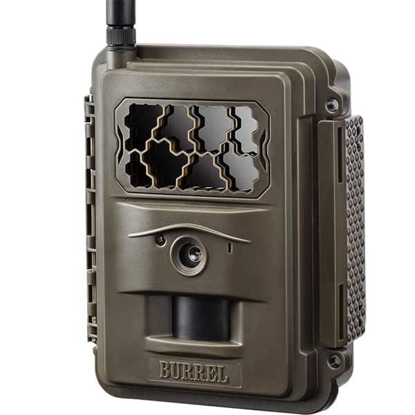 Burrel S12 HD+SMS 3