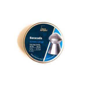 hnsportbaracuda55 H&N Baracuda 5,50 mm 1,37 g