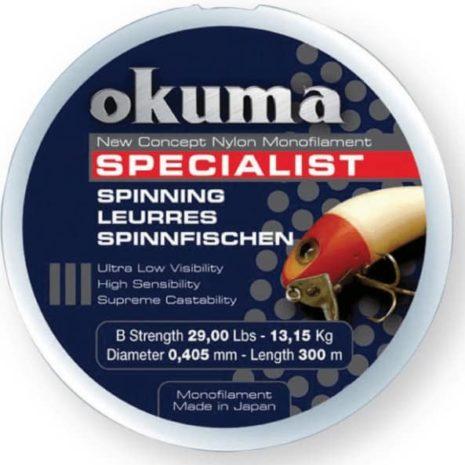 okuma specialist