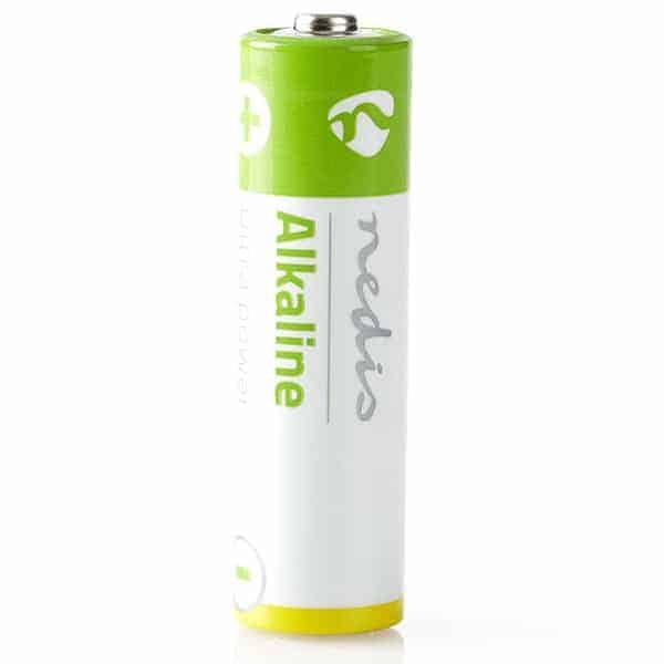 Nedis Alkaline patterit 20 kpl AA 1,5v
