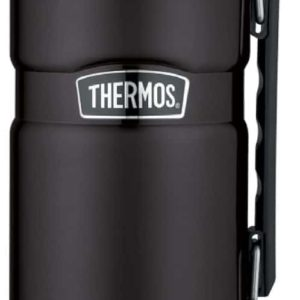 Thermos Stainless king 2000ml Matte Black