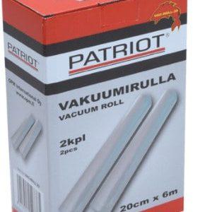 vakuumirulla 20 x6 Patriot Vakuumirulla 2 kpl, 20cm x 6 m