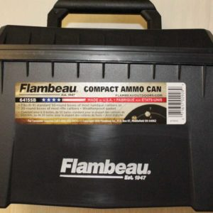 Compact ammo can scaled Flambeau Compact ammo can