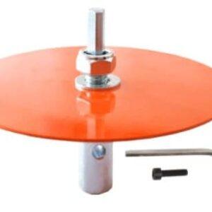 adapteri 165 levy ja rengas Wiggler Hurricane Adapteri kairaan