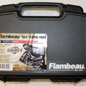 """Flambeau pistooli salkku 10,5"""""""