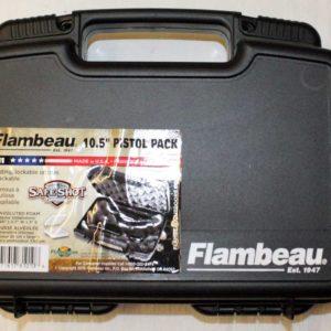 """pistoolilaatikko scaled Flambeau pistooli salkku 10,5"""""""