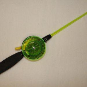 Wiggler pilkkivapa foam kahvalla, 42 cm