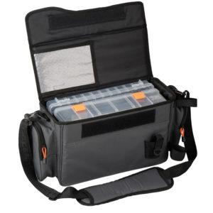 54772 Lure Specialist Shoulder Bag L 2 boxes 16x40x22cm Savage Gear Lure Specialist Shoulder bag L