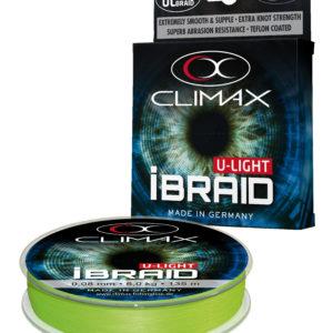 Climax iBraid U Light Chartreuse CIB Climax iBraid kuitusiima U-light