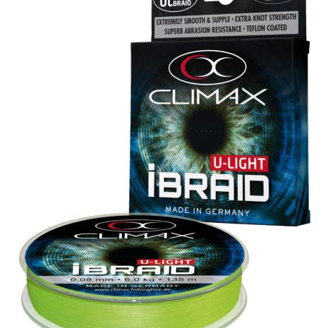 Climax iBraid U Light Chartreuse CIB