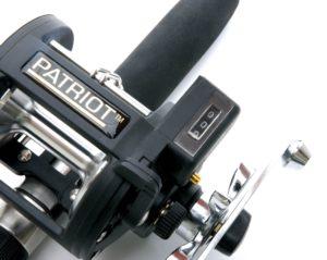 NETTI Patriot Powercounter mittari 1 Patriot Powercounter vetokombo 210cm, 0,40 / 460m