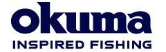 okuma logo Okuma LRF Tele avokelavapa 210cm, 3-14g