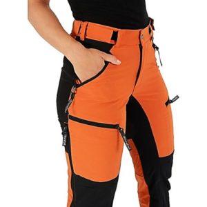 Dovrefjell Custom Fit ulkoiluhousut Sunset Orange 1 500x580 1 Dovrefjell Custom Fit Sunset Orange naiset