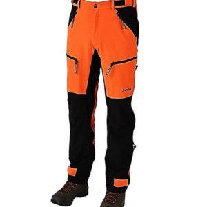Dovrefjell Custom Fit ulkoiluhousut Sunset Orange 1 500x607 1 Dovrefjell Custom Fit Sunset Orange miehet
