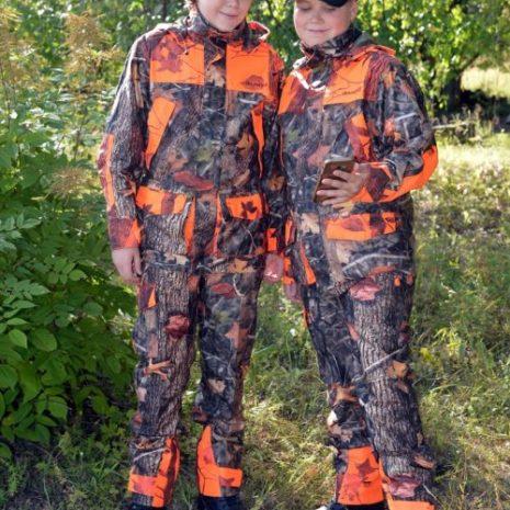 Dovrefjell-Hunter-Vision-Pro-lasten-metsästyspuku-12v-pojat-kuvassa-500x655